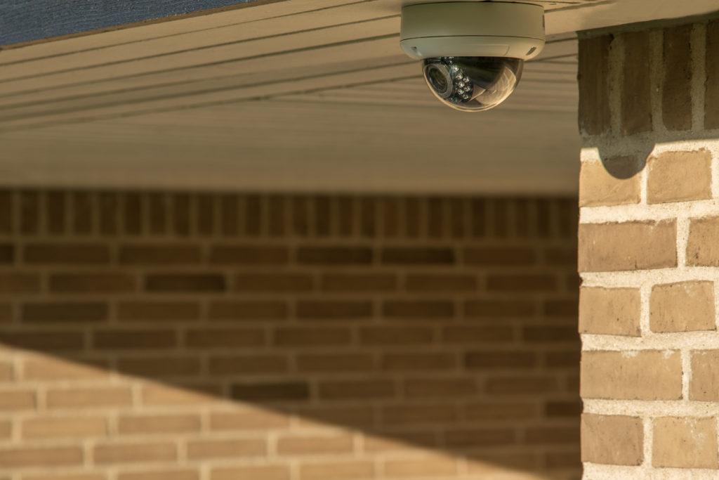 Husalarmer med videoovervågning er blevet populære